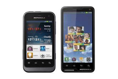 Motorola Defy Mini and Motoluxe budget smartphones hit Europe in Spring