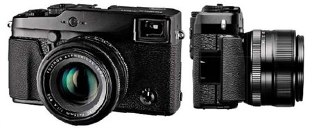 Fujifilm X-Pro 1: APS-C compact system camera, with hybrid viewfinder