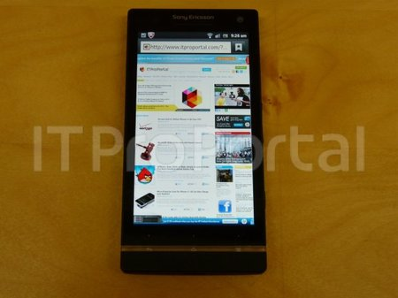 Sony Ericsson Xperia Arc HD breaks cover ahead of official launch