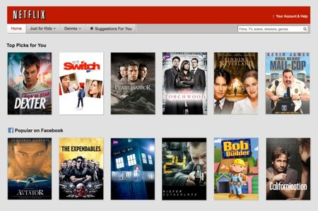 Netflix launches in the UK: Now live with 1-month free trial
