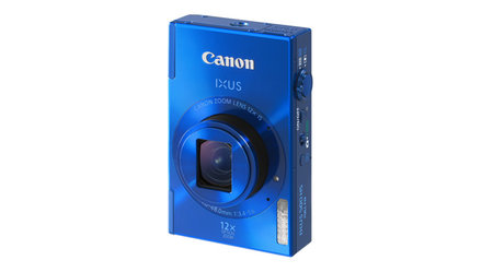 Canon launches pair of new top end IXUS compacts