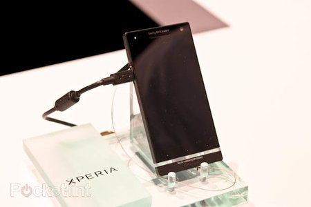 Sony Xperia S official