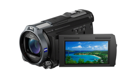 Sony's new Handycam range features Full HD 3D and built-in projectors
