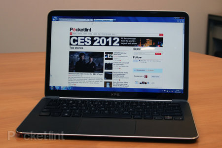 Dell XPS 13 pictures and hands-on