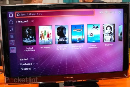 Ubuntu TV pictures and hands-on