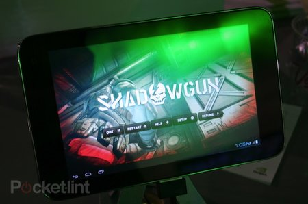ZTE Nvidia Tegra 3 tablet pictures and hands-on