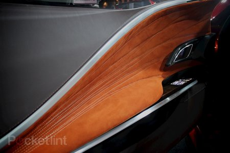 Lexus LF-LC concept pictures and hands-on - photo 3