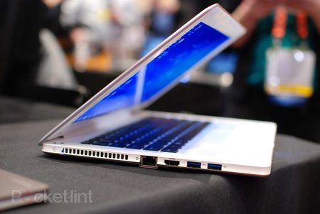 Lenovo IdeaPad U310 and U410 Ultrabooks pictures and hands-on - photo 13