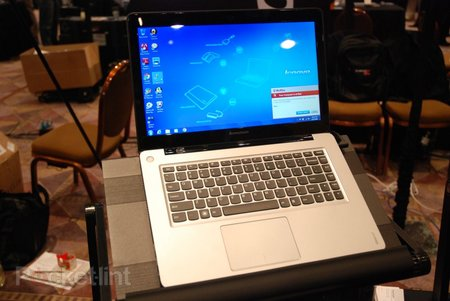 Lenovo IdeaPad U310 and U410 Ultrabooks pictures and hands-on - photo 2