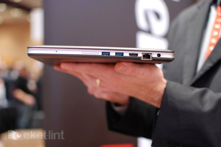 Lenovo IdeaPad U310 and U410 Ultrabooks pictures and hands-on - photo 5