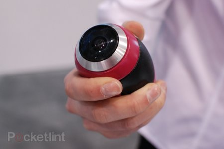 Tamaggo 360-degree camera pictures and hands-on