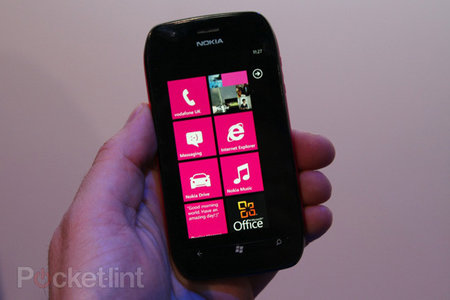 Nokia Lumia 710 to hit the UK in February