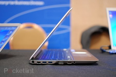 Samsung Series 5 Ultrabooks pictures and hands-on