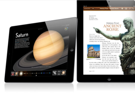 Apple to digitise classroom with 'Garageband for ebooks'