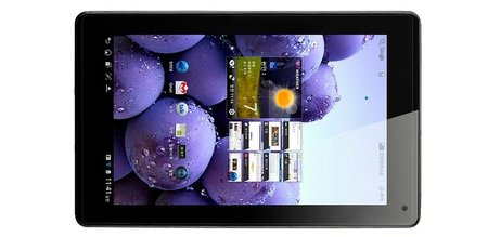 LG Optimus Pad LTE unleashed sans Ice Cream Sandwich