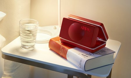 GenevaSound Model XS Bluetooth speaker wants to travel in style
