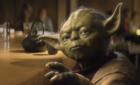 Vodafone feels the force with Yoda (video)