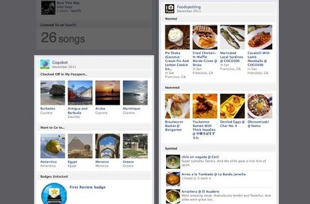 60+ new Facebook apps hitting your Timeline