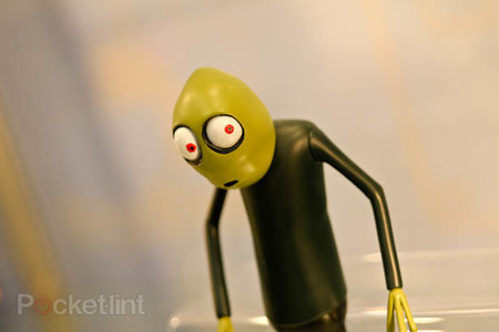 Salad Fingers from YouTube becomes action figure