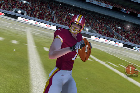 APP OF THE DAY: NFL Flick Quarterback review (iPad / iPhone / Android) - photo 1