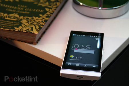 Sony Xperia S NFC Xperia SmartTags explained - photo 1