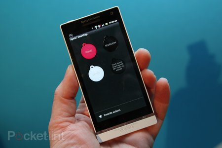 Sony Xperia S NFC Xperia SmartTags explained - photo 2
