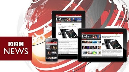 BBC News for Android tablets finally begins broadcasting