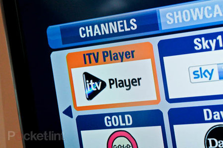 ITV Player on Sky Anytime+ pictures and hands-on