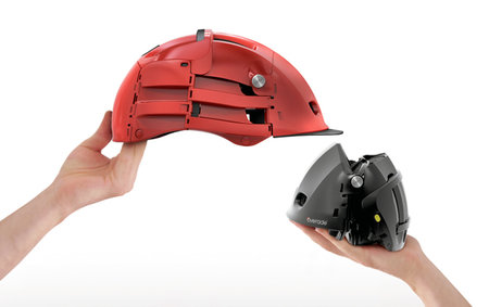 Agence 360 to start production on Overade foldable bike helmet