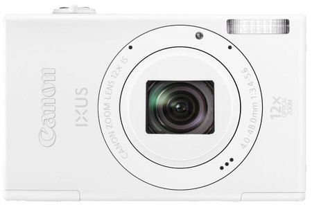 Canon Ixus 510 HS and Ixus 240 HS play nicely with your iPhone