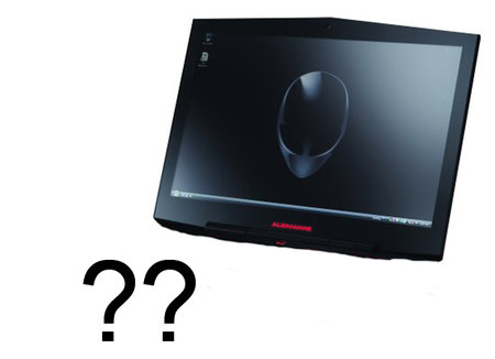 Would Alienware consider a gaming tablet?