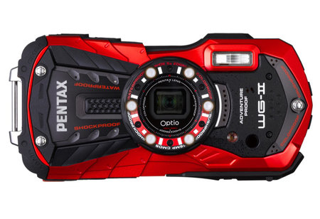 Pentax Optio WG2-GPS: The adventure proof camera