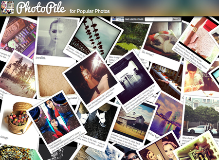 WEBSITE OF THE DAY: Photopile