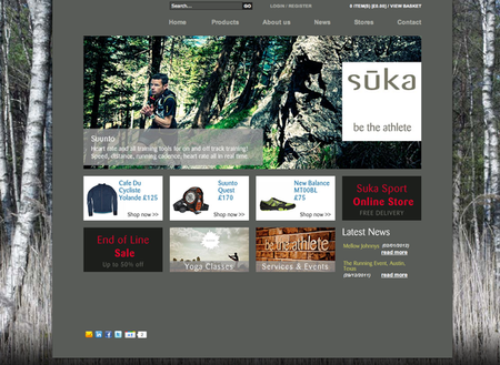 WEBSITE OF THE DAY: Suka Sport