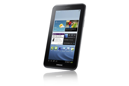 Samsung Galaxy Tab 2 (7.0) to hit UK first and be Ice Cream Sandwich-flavoured
