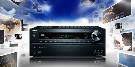 Onkyo unveils 2012 entry level AV receiver line-up, including 7.2 TX-NR616