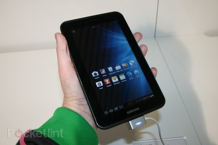 Samsung Galaxy Tab 2 (7.0) pictures and hands-on