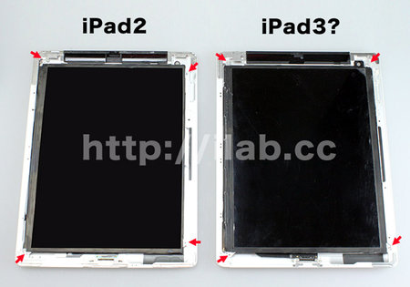 More leaked iPad 3 parts help form bigger picture - including Sharp Retina display
