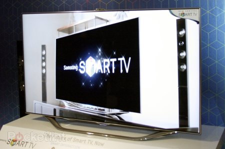 Samsung not worried by Apple iTV threat