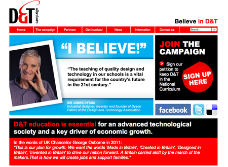 WEBSITE OF THE DAY: Believe in D&T