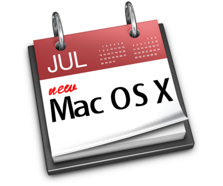 Mac OS X updates to become yearly