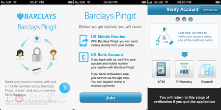 APP OF THE DAY: Barclays Pingit review (iOS, BlackBerry and Android)