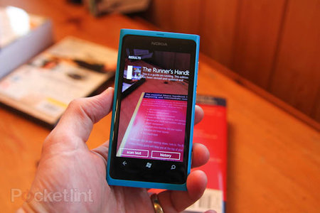 Bing Vision lands on UK Windows Phone 7 smartphones
