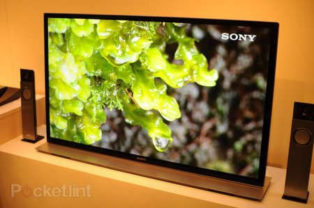 Sony's new TVs put design and picture quality first... pictures and hands-on