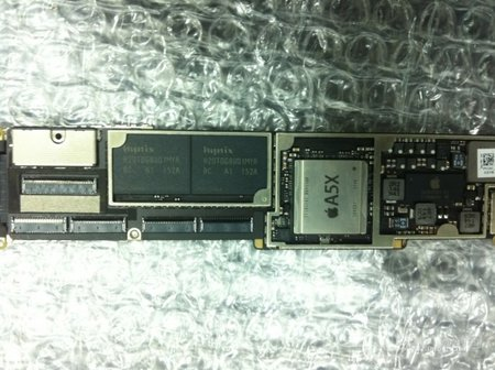 iPad 3 to come packing A5X chip and Retina display