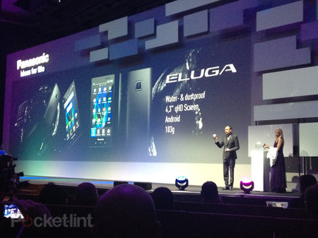 Panasonic Eluga Android smartphone: First details