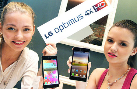 LG Optimus 4X HD officially unveiled - packs Tegra 3 quad-core CPU and ICS