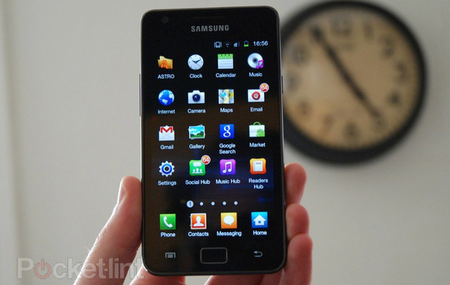 Samsung Galaxy S II hits the 20 million sold mark