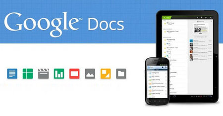 Google Docs for Android now offers real-time collaboration