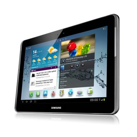 Samsung Galaxy Tab 2 10.1 breaks cover at MWC